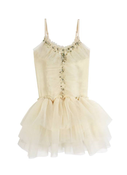 Tutu Du Monde Princess Sparkles Tutu in Champagne available for rent from The Borrowed Boutique.