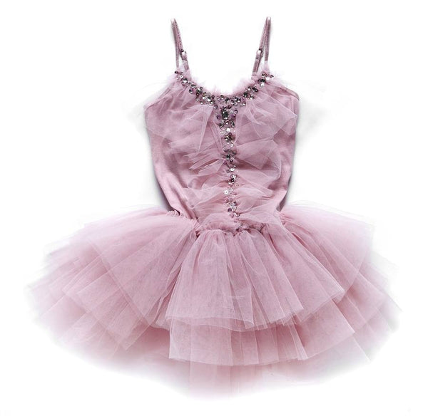Tutu Du Monde Princess Sparkles Tutu in Raspberry Sorbet available for rent from The Borrowed Boutique.