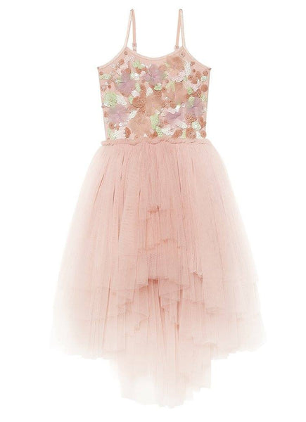 Tutu Du Monde Rainbow Reef Tutu Dress in Powder available for rent from The Borrowed Boutique.