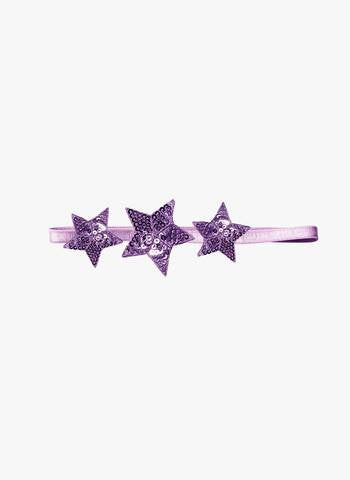 Tutu Du Monde Shooting Star Headband Purple Moon available for rent from The Borrowed Boutique.