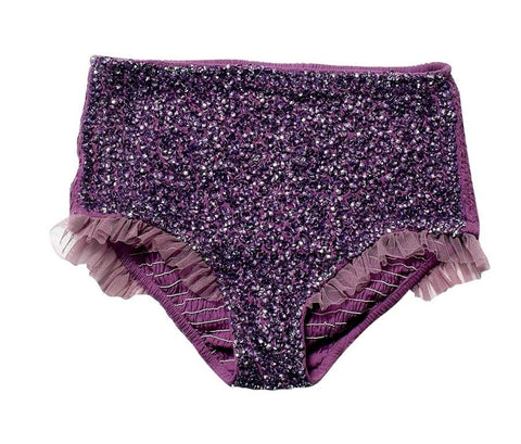Tutu Du Monde Showstopper Shorts in Amethyst available for rent from The Borrowed Boutique.