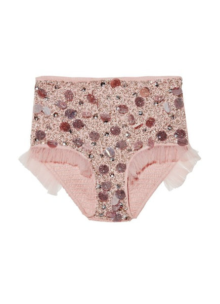 Tutu Du Monde Showstopper Shorts In Marshmallow