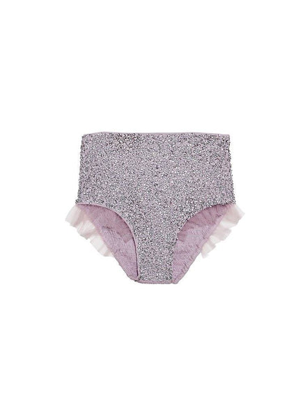 Tutu Du Monde Showstopper Shorts in Periwinkle available for rent from The Borrowed Boutique.