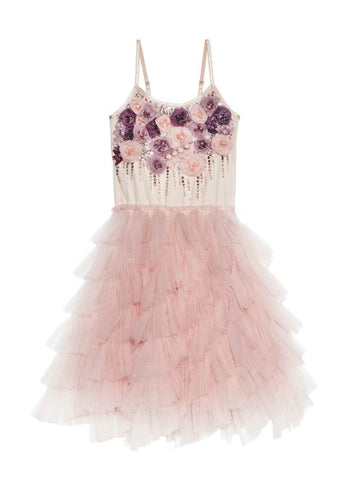Tutu Du Monde Smell the Roses Tutu Dress In Marshmallow