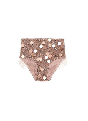Tutu Du Monde Stolen Jewels Shorts in Pink Sugar available for rent from The Borrowed Boutique.