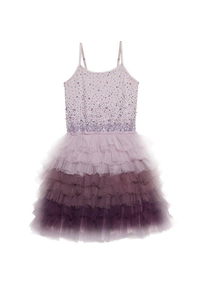 Tutu Du Monde Sunset Drive Tutu Dress in Plum available for rent from The Borrowed Boutique.
