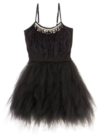 Tutu Du Monde Swan Queen Tutu Dress in Black available for rent from The Borrowed Boutique.