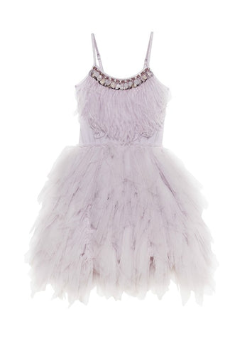Tutu Du Monde Swan Queen Tutu Dress In Elderberry