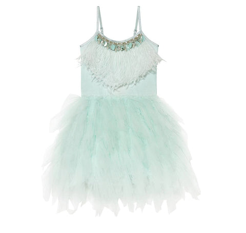afc77c579 Tutu Du Monde Swan Queen Tutu Dress In Frost available for rent from The Borrowed  Boutique