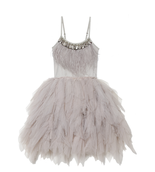 Tutu Du Monde Swan Queen Tutu Dress in Platinum available for rent from The Borrowed Boutique.