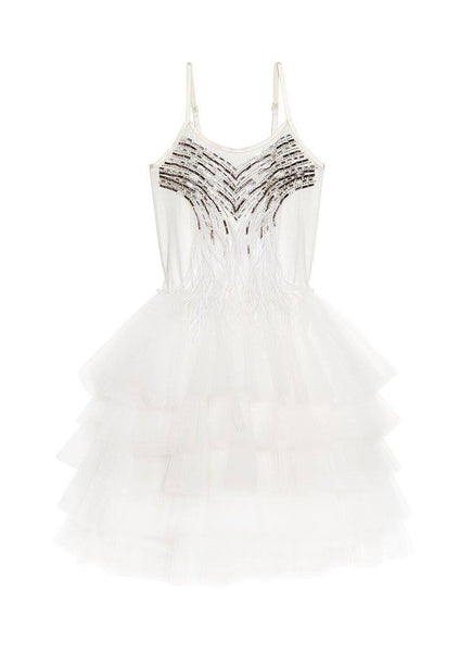 Tutu Du Monde Swan Song Tutu Dress in Milk available for rent from The Borrowed Boutique.