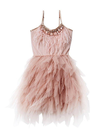 Tutu Du Monde Swan Queen Tutu Dress in Rosewood available for rent from The Borrowed Boutique.