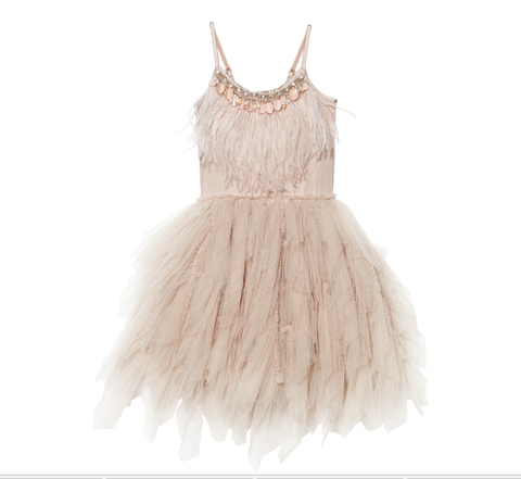 Tutu Du Monde Swan Queen Tutu Dress in Nude available for rent from The Borrowed Boutique.