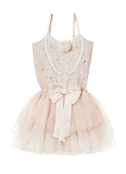 Tutu Du Monde Sweet Pea Tutu in Milkshake available for rent from The Borrowed Boutique.