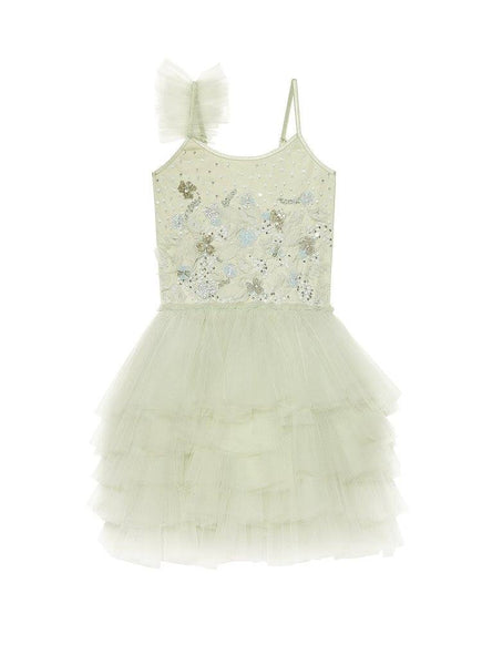 Tutu Du Monde Tinkerbell Tutu Dress in Sage available for rent from The Borrowed Boutique.