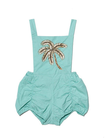 Tutu Du Monde Tropicana Onesie in Caribbean available for rent from The Borrowed Boutique.