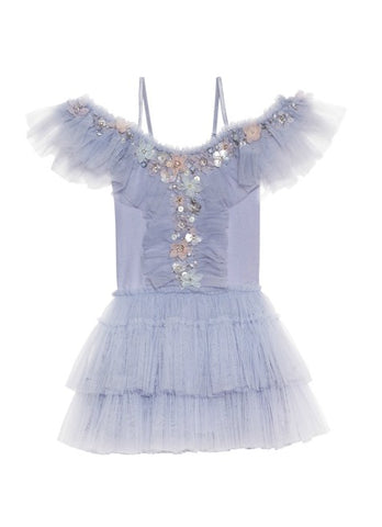 Tutu Du Monde Wallflower Tutu Dress In Bluemoon