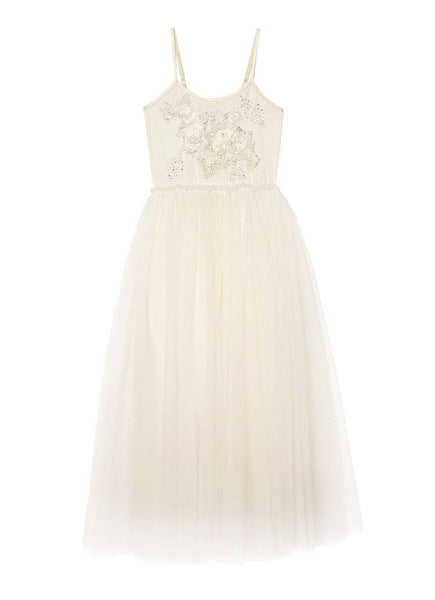 Tutu Du Monde White Queen Tutu Dress in Milk available for rent from The Borrowed Boutique.