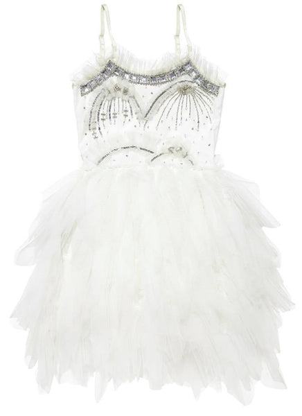 Tutu Du Monde Wild and Free Tutu Dress in Milk available for rent from The Borrowed Boutique.