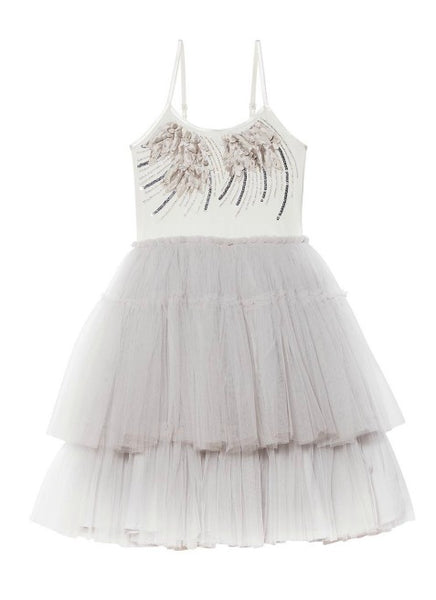 Tutu Du Monde Winter Woods Tutu Dress In Silver
