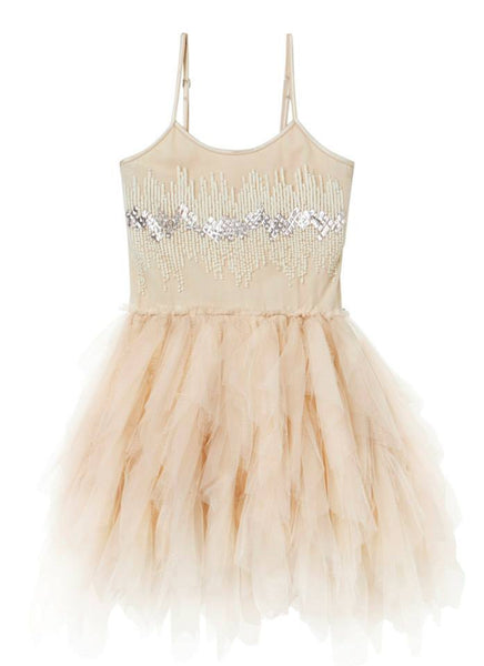 Tutu Du Monde In The Clouds Tutu Dress in Sand available for rent from The Borrowed Boutique.