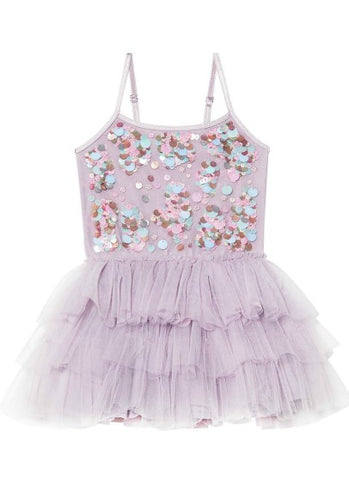Tutu Du Monde BÉBÉ Popping Candy Tutu Dress In Elderberry