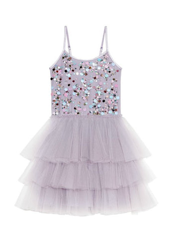 Tutu Du Monde Popping Candy Tutu Dress In Elderberry