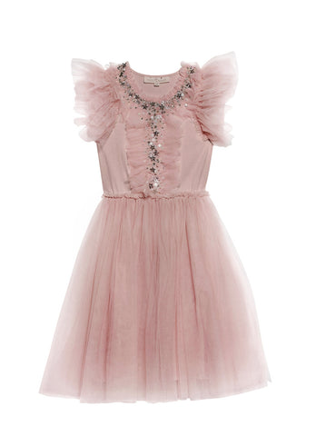 Twinkle Twinkle Tutu Dress in Orchid available for rent from The Borrowed Boutique.