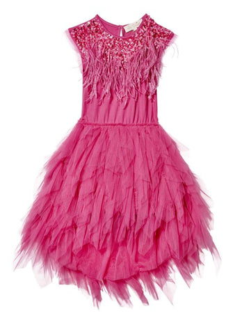 Tutu Du Monde Victoria Dream Tutu Dress In Dahlia available for rent from The Borrowed Boutique.