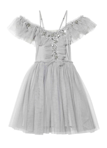 Tutu Du Monde Wonderland Tutu Dress In Silverlining