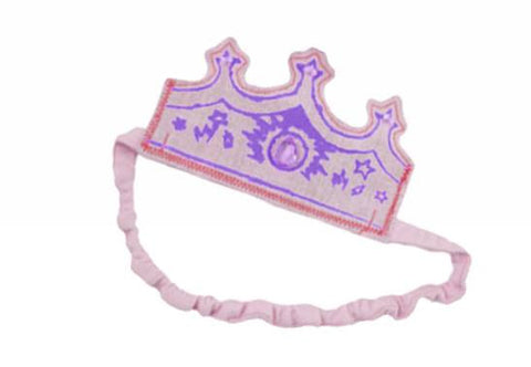 Wovenplay Couronne Crown in Orchid