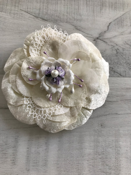 Dollcake Goodness Me Clip in Purple and Cream
