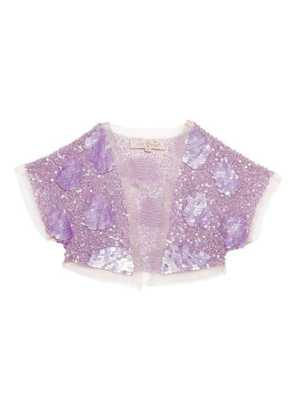 Tutu Du Monde Queen B Shrug in Lilac available for rent from The Borrowed Boutique.