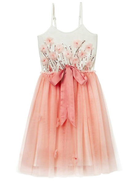 Tutu Du Monde Fly Away Tutu Dress in Peony available for rent from The Borrowed Boutique.