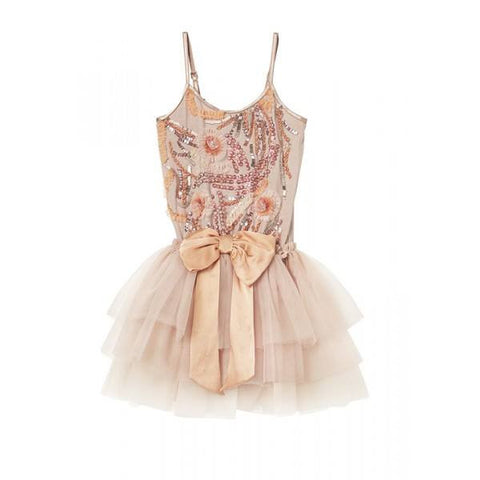Tutu Du Monde Sunkisses Tutu Dress in Nude available for rent from The Borrowed Boutique.