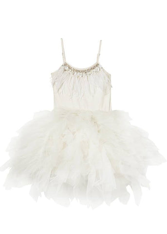 Tutu Du Monde Swan Queen Tutu Dress in Milk available for rent from The Borrowed Boutique.