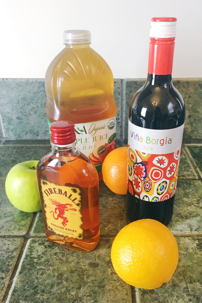 Fireball Sangria the ShopMucho way!