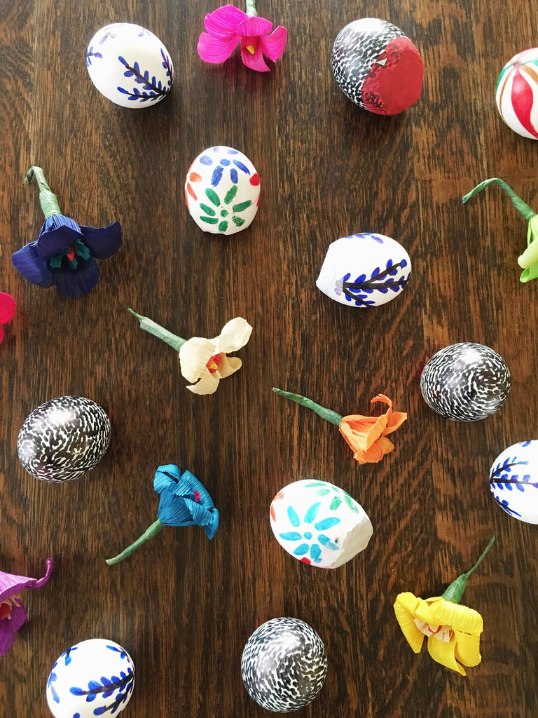 Cascarones | Confetti Eggs and Easter Traditions