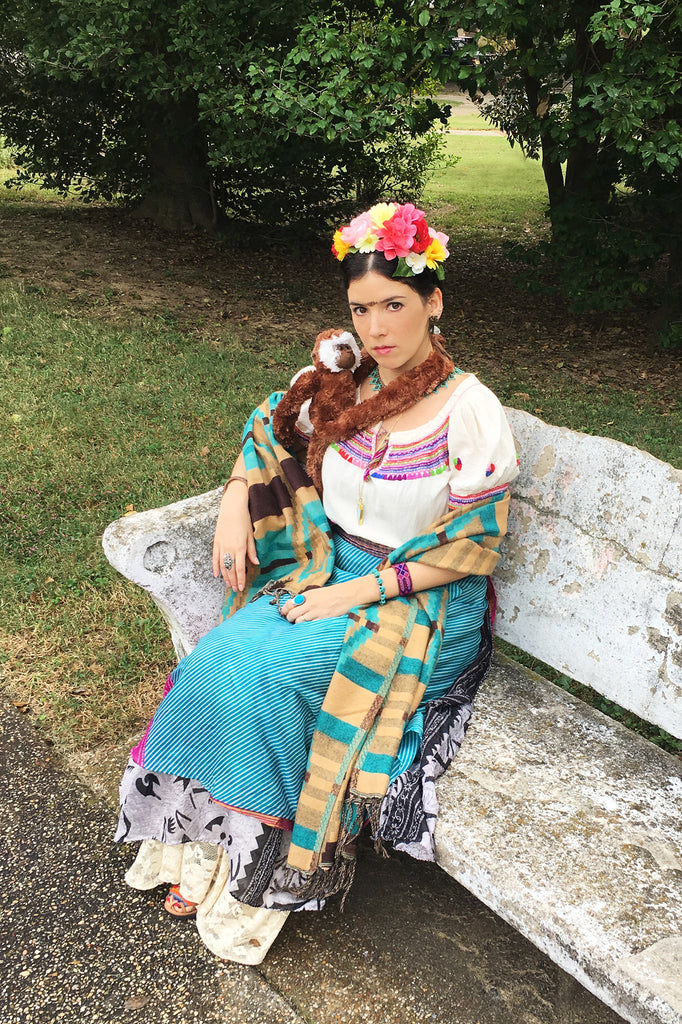 DIY Frida Kahlo Costume