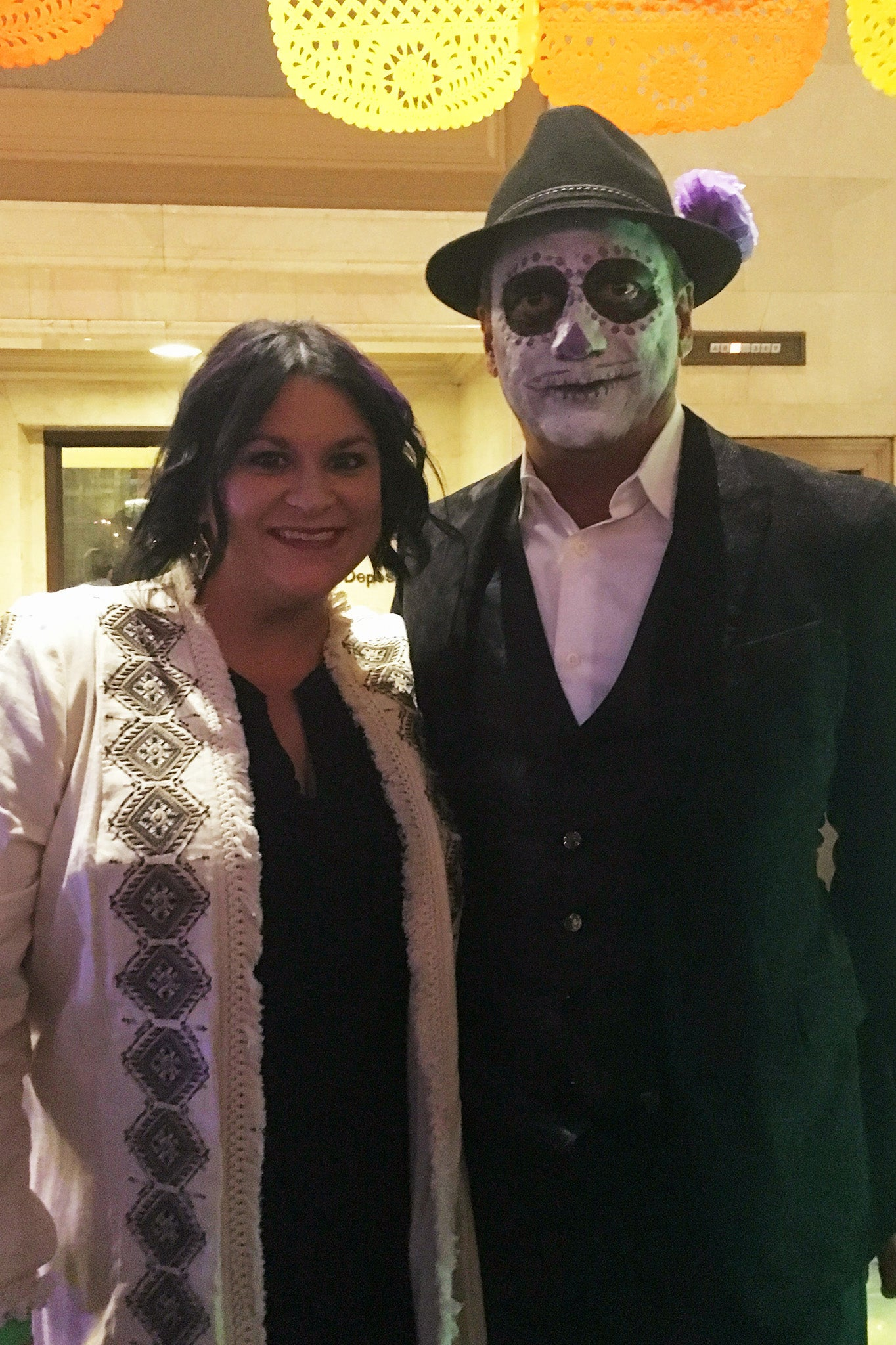 Latino Memphis Day of the dead fiesta in Memphis TN Mucho celebration of 1 year