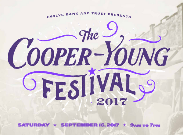 ShopMucho will be a vendor at Cooper Young Fest