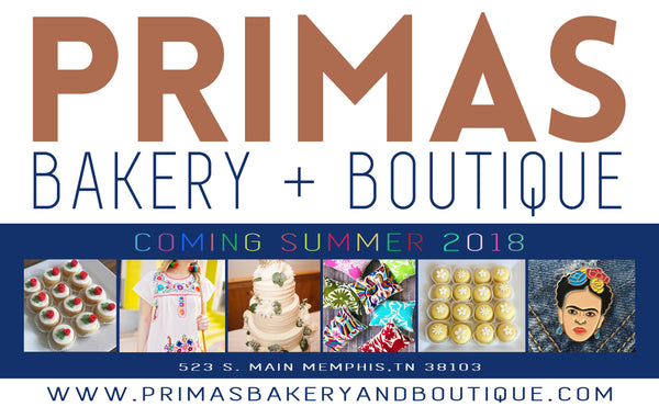 ShopMucho is opening in Downtown Memphis on South Main, called Primas Bakery and Boutique