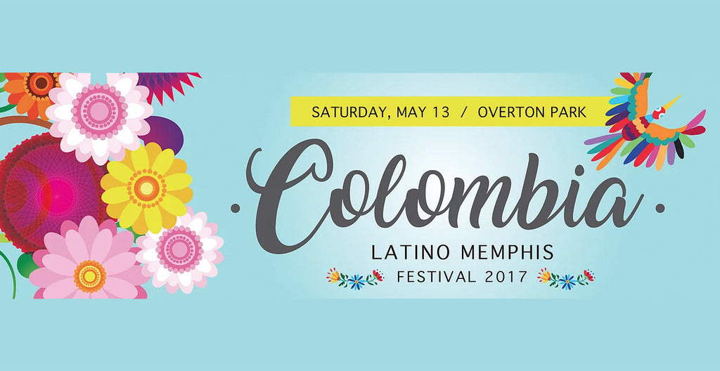 ShopMucho will be doing a popup shop at the Latino Memphis Festival 2017