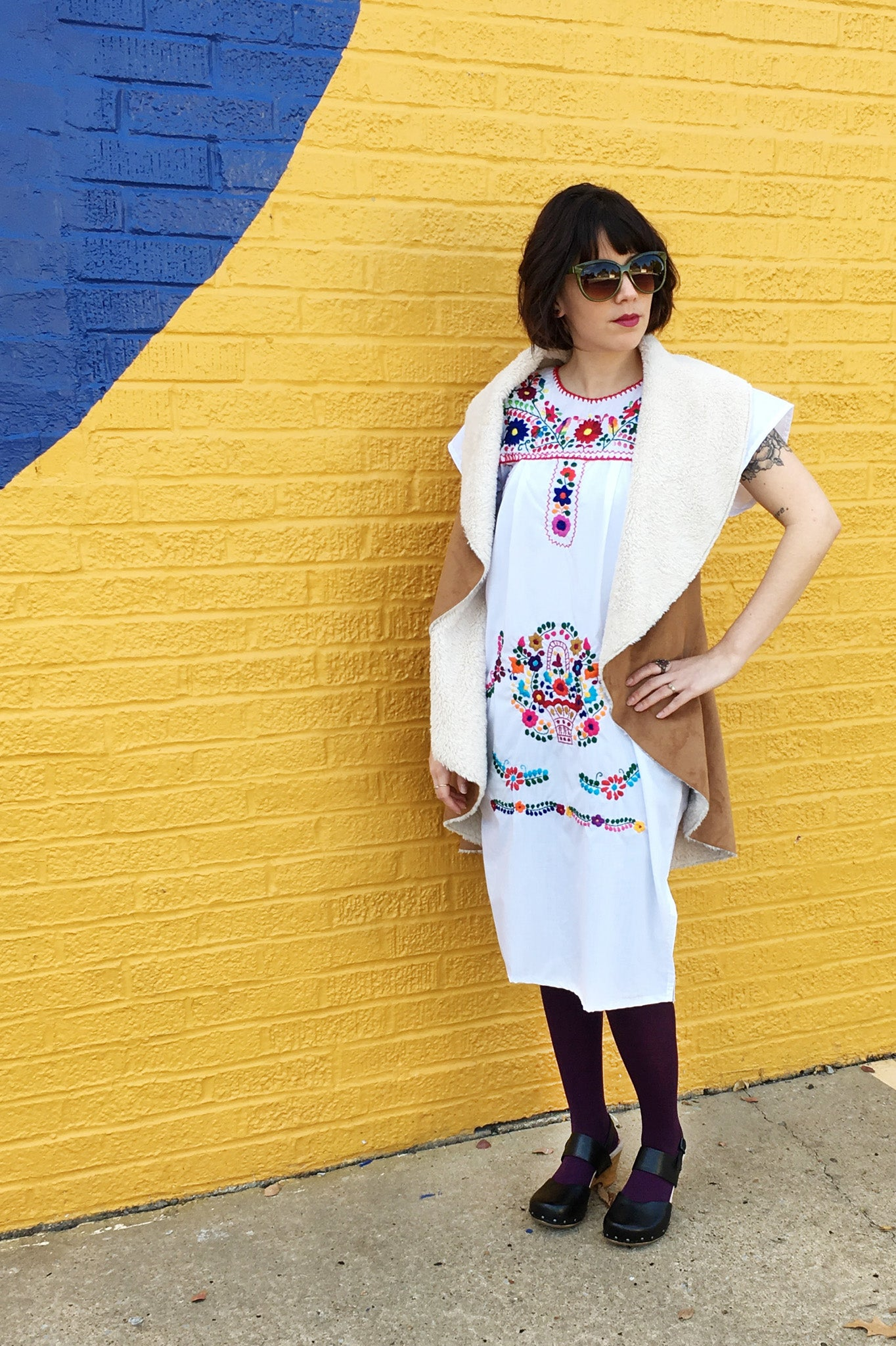 ShopMucho shares a how to style women's Mexican dresses all year round