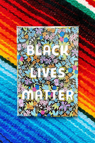 ShopMucho Black Lives Matter Magnet