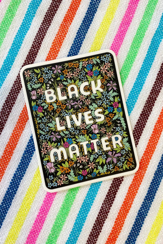 ShopMucho Black Lives Matter Sticker
