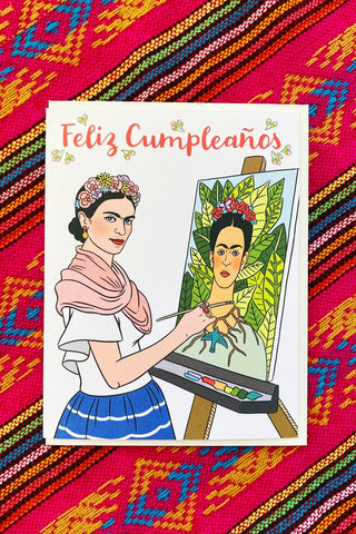 ShopMucho Feliz Cumpleaños - Happy Birthday Greeting Card