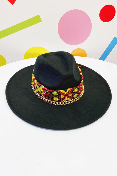 ShopMucho Mexican Handwoven Hat Band