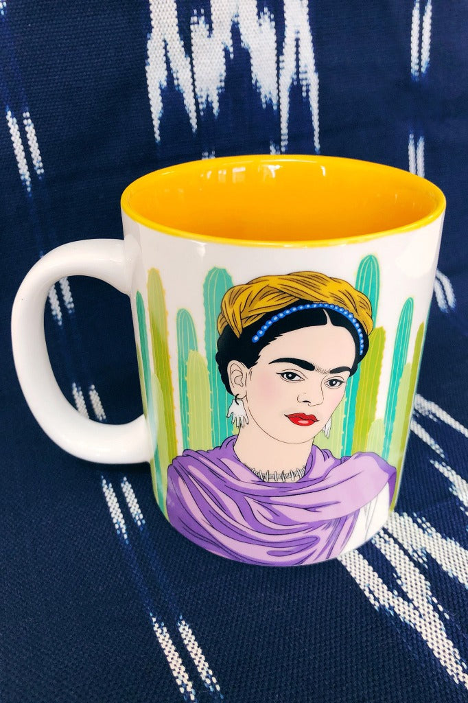 ShopMucho artisita coffee mug
