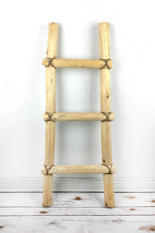 ShopMucho home decorative southwest ladder in natural